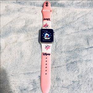 38/40mm Disney Apple Watch Band (S/M)